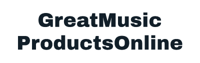 Great Music Products Online